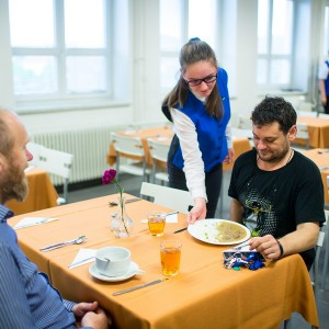 Kuchař a číšník